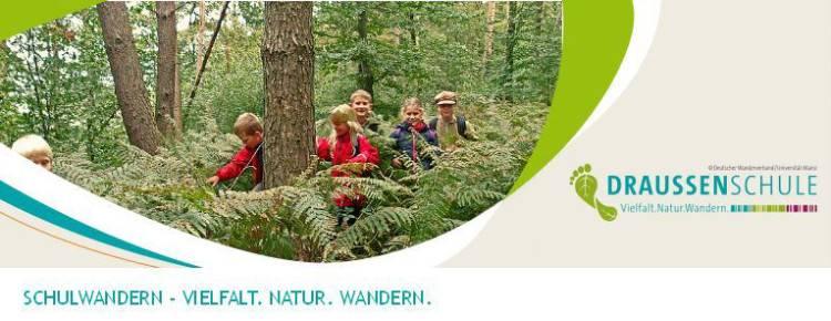 Deutscher Wanderverband - Schulwandern - Wettbewerb Bannerl