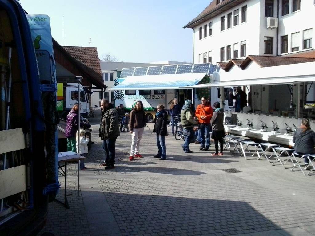 Mobil-Präsentation Radolfzell AGUM 2014 Handyfoto Schruck 20140308_113958